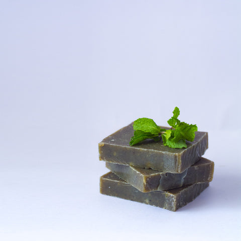 Chemical Free Mint Soap from Idam
