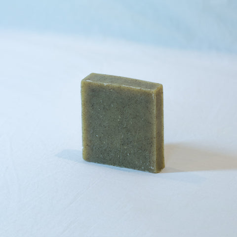 Vitalizing Basil Moringa Soap Bar