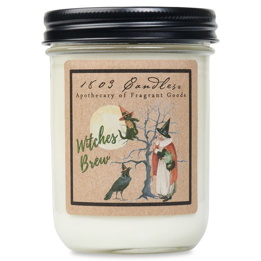 WITCHES BREW - LARGE CANDLE