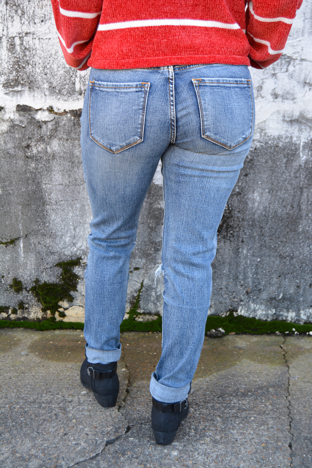"""DEVAN"" KANCAN GIRLFRIEND DENIM"