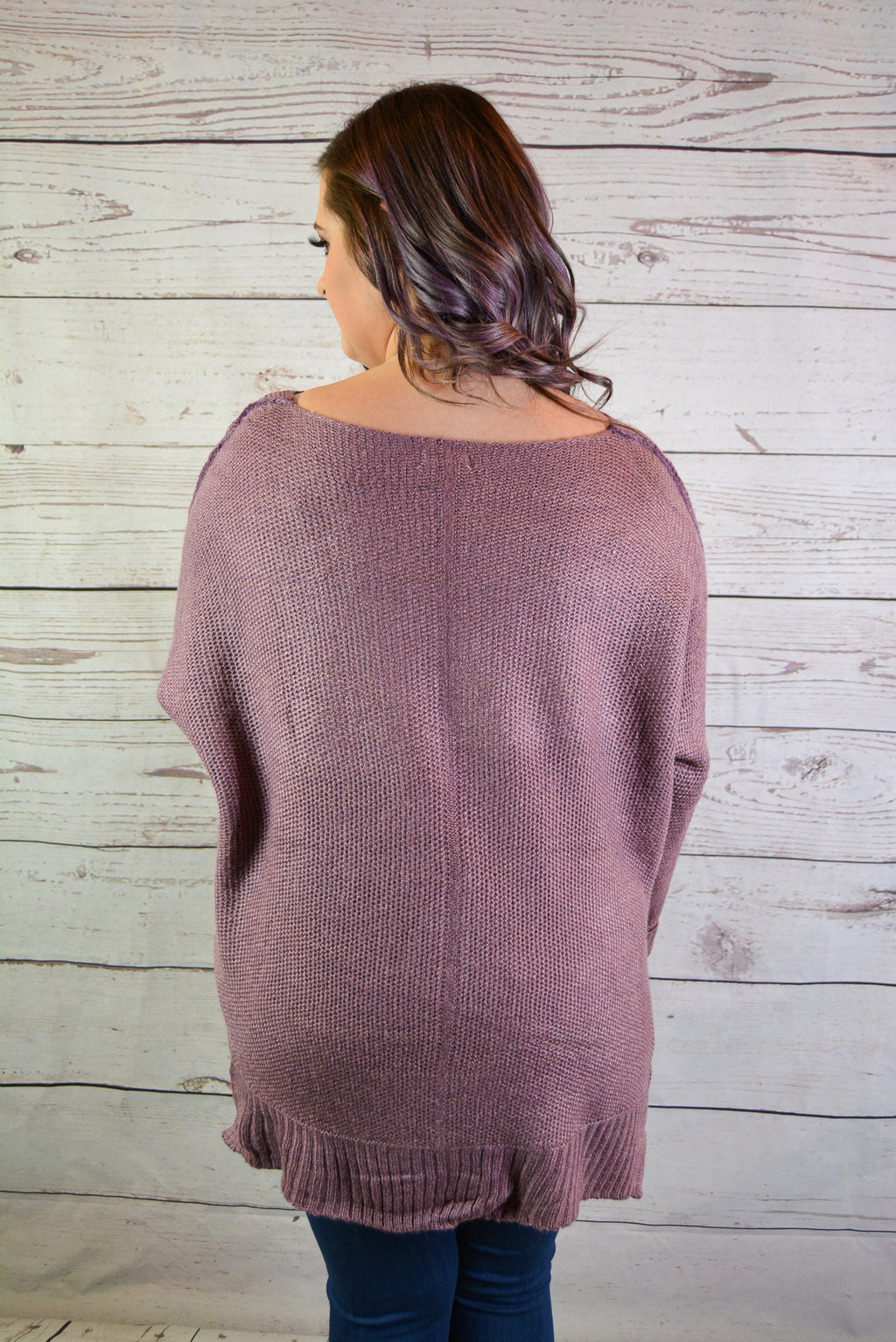 SUGAR PLUM SWEATER - CHICKEN ROW MARKET