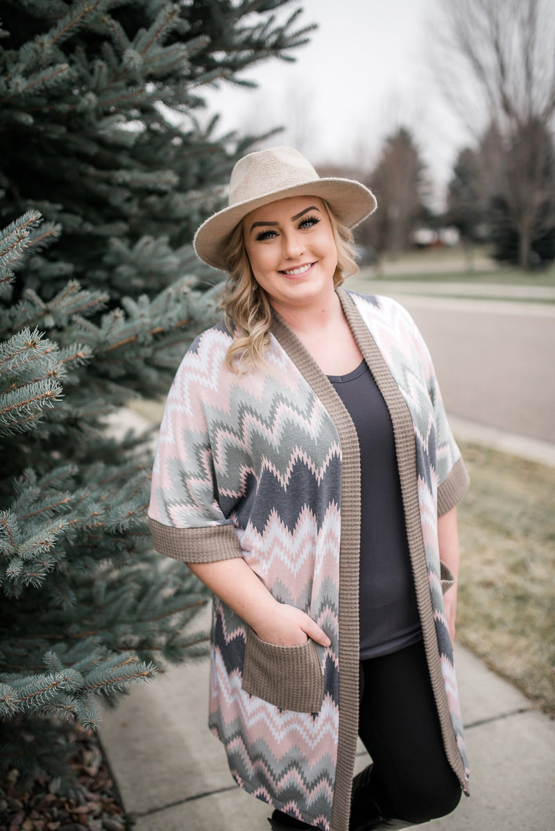 Through The Seasons White Birch Cardigan