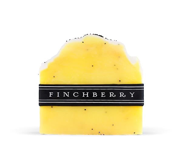 FINCHBERRY SOAP-LOVIN' LEMONS - CHICKEN ROW MARKET