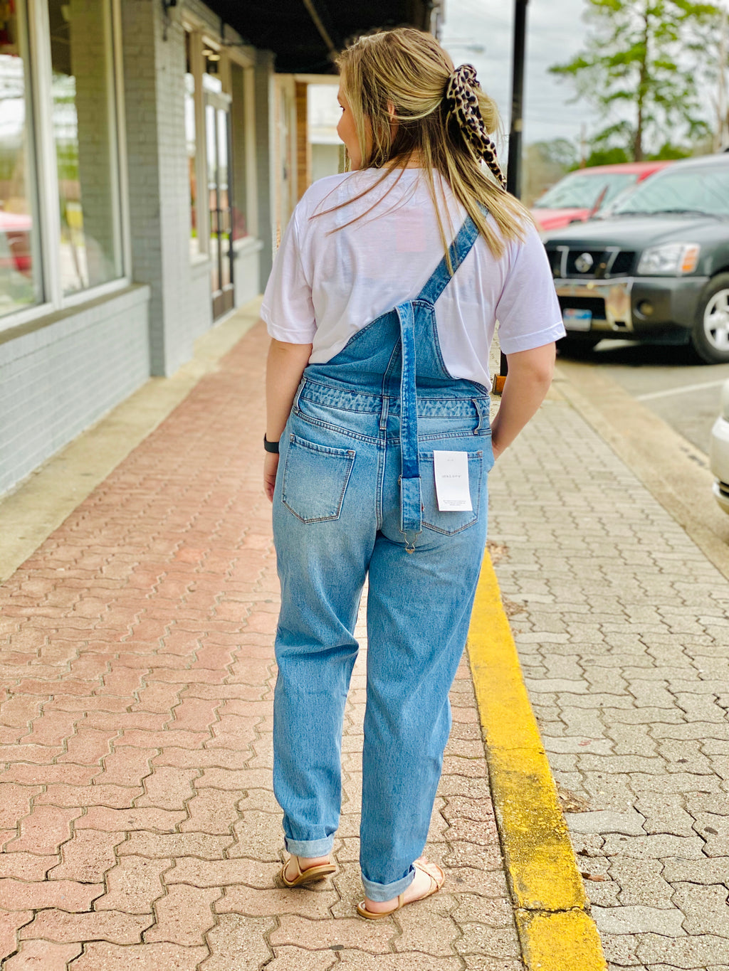 DENIM DAZE-OVERALLS