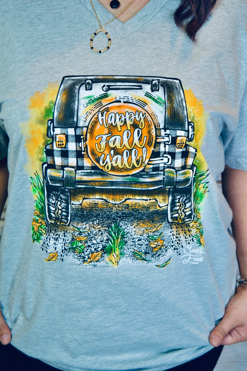 THAT JEEP LIFE TEE - CHICKEN ROW MARKET