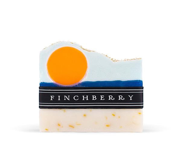 FINCHBERRY SOAP-TROPICAL SUNSHINE - CHICKEN ROW MARKET