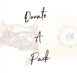 DONATE A PACK TO A RESCUE
