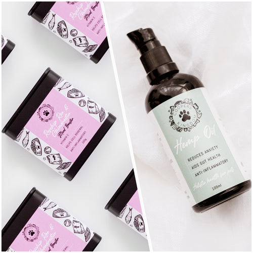 PREMIUM RANGE - Rosehip & Hemp Seed Oil Bundle