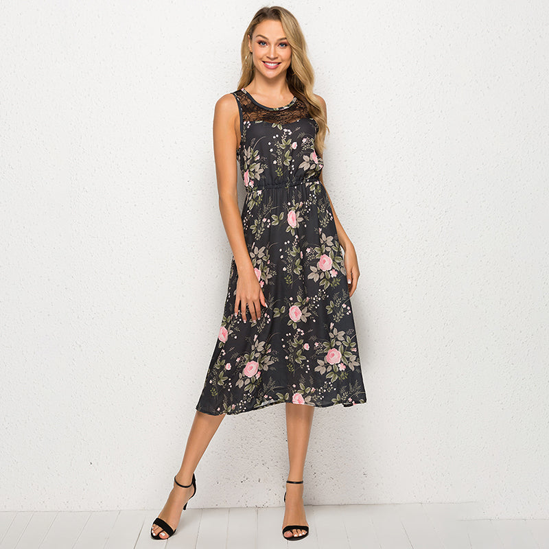 Spring Flora Dresses Collections