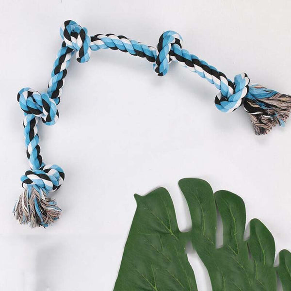 Dog Toy Bite-Resistant Cotton Rope