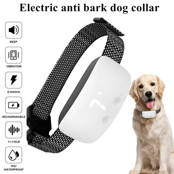 Electric Bark Training Collar