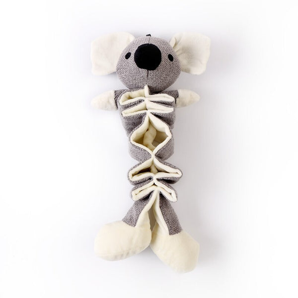 Cloth Kangaroo Koala Cotton Linen Pet Toy