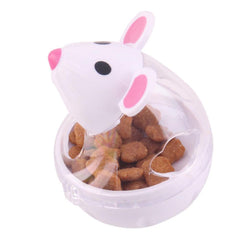 Mouse Shape Leakage Food Ball for Cat