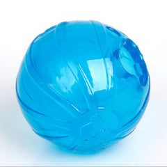 Plastic Blue Eating Slower Leakage Food Balls