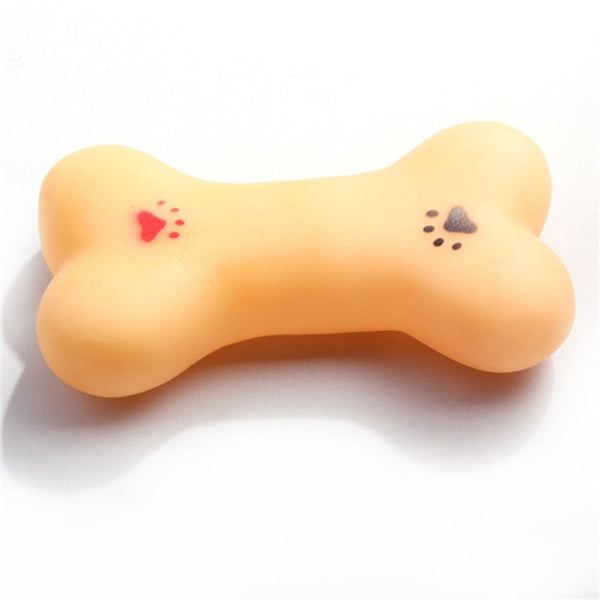 Dog Chew Toy Resistant Bite Bone