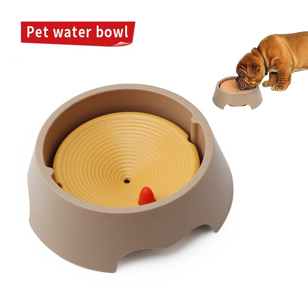 Dog Drink Water Bowl