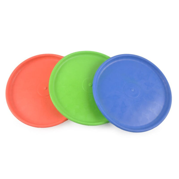 23.5cm Pet Interactive Toys Big Flying Discs