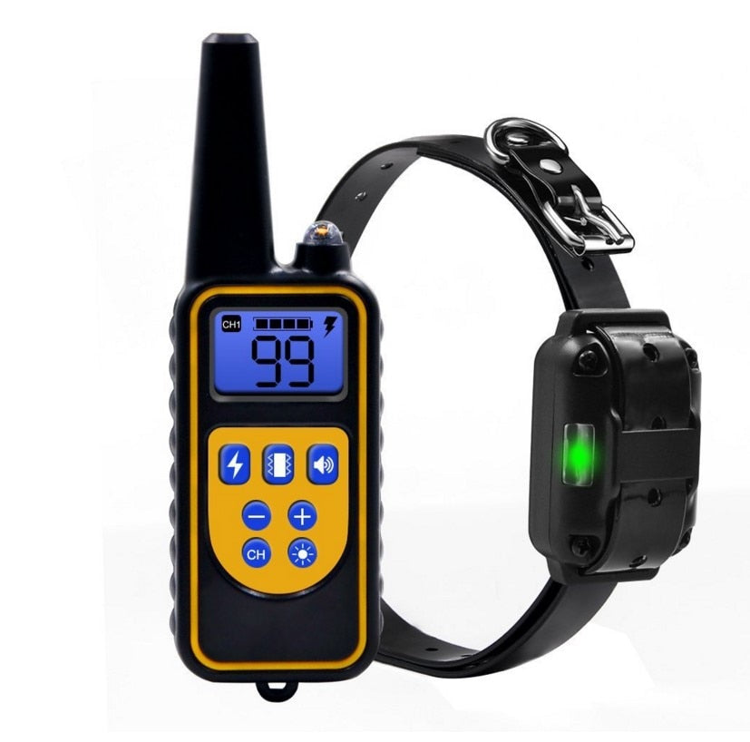 Wireless Electric Remote Dog Training Collar