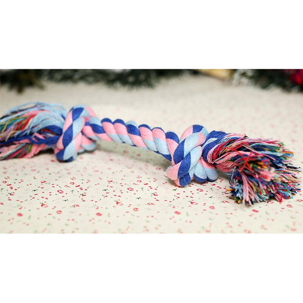 Durable Braided Bone Rope Dog Chew Toy