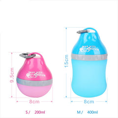 Portable Pet Water Bottle For Small Dogs Cats