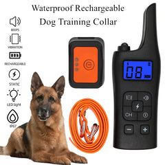 Electric Remote Dog Training Collar