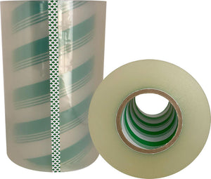 Self adhesive laminate roll film