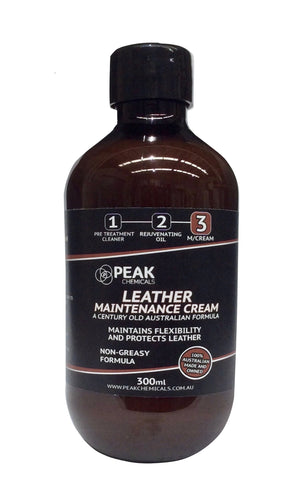 Leather Maintenance Cream – 300ml