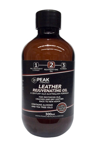 Leather Rejuvenating Oil – 300ml