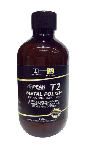 T2 Metal Polish – 300ml
