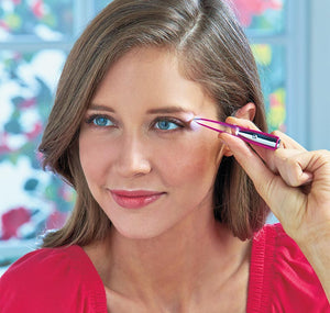 Light-Up Tweezers - Hot Pink
