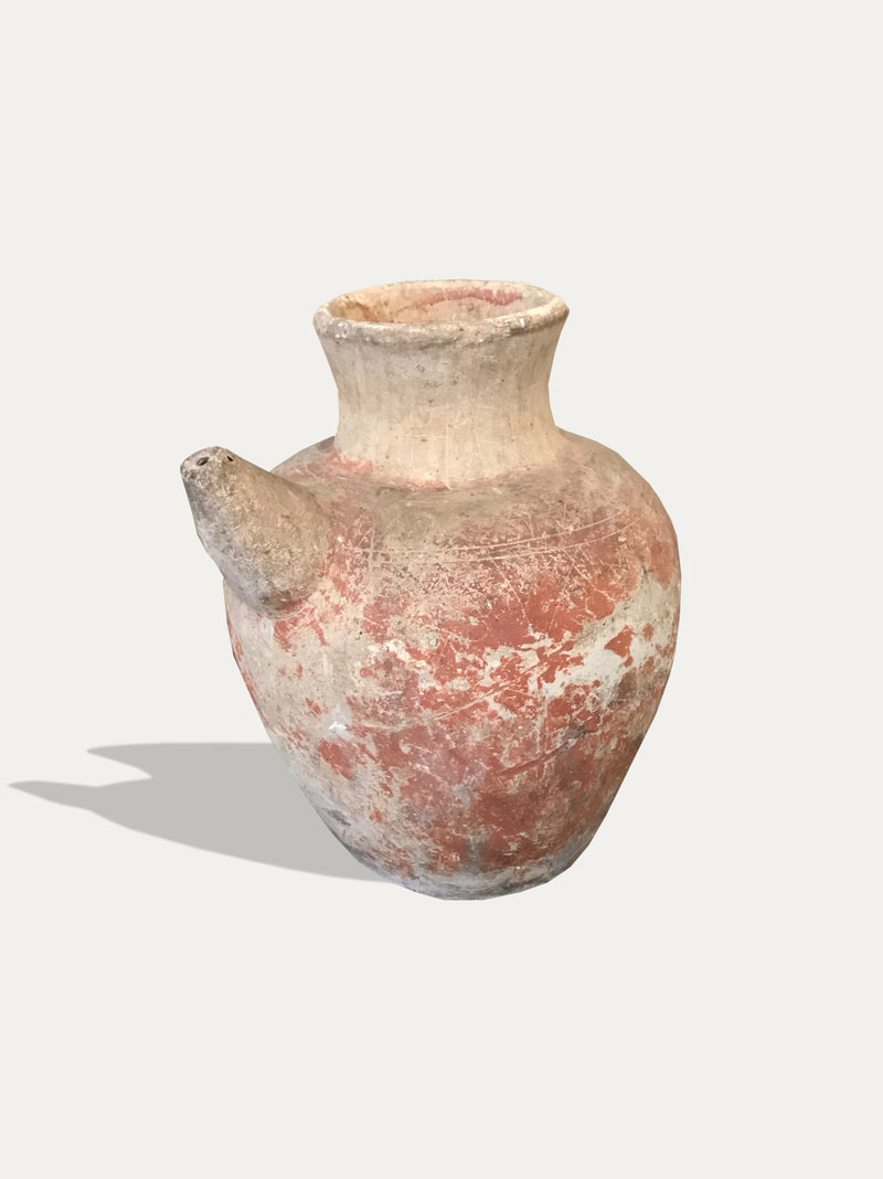 Terracotta Water Jug from Kalimantan - kirschon