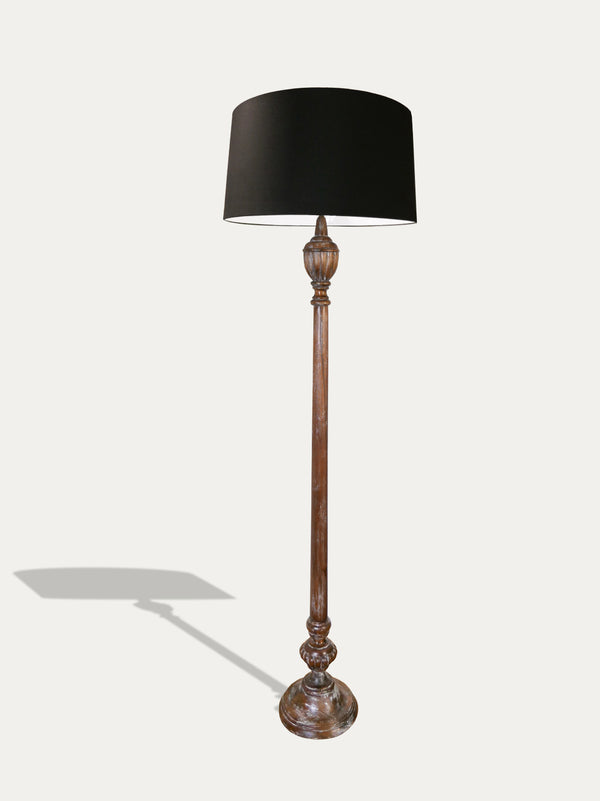 Colonial - Handmade Floor Lamp