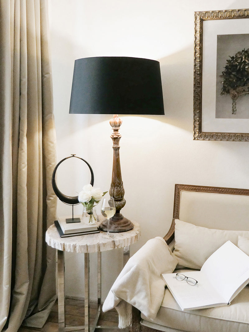 Lush - Handmade Table Lamp - kirschon