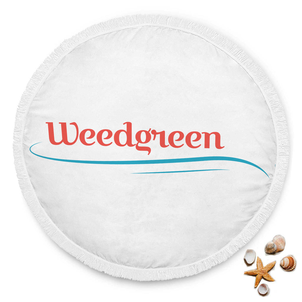 Weedgreen Beach Blanket