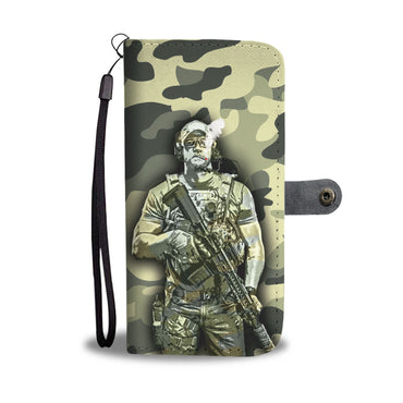 Soldiers Wallet & Phone Cover