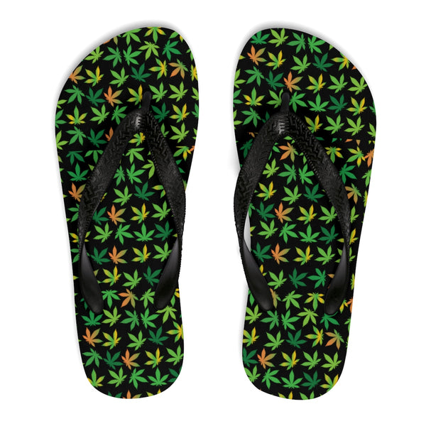 Flip-Flops with leaves
