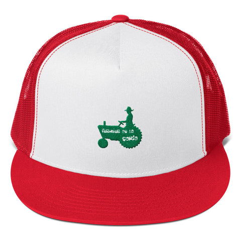 French Trucker Cap