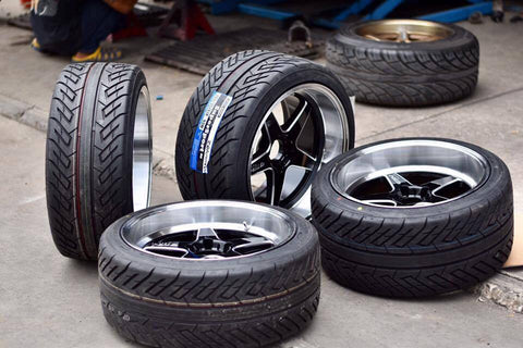 Zeknova SuperSport RS Drift Tire