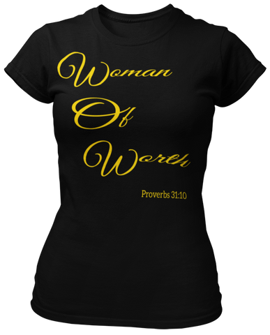 Woman Of Worth