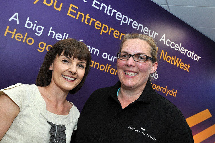 Gemma Collins, NatWest bank discusses Hayley Hanson
