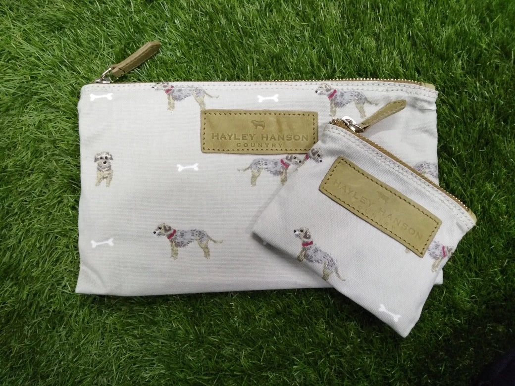 Limited Edition Sophie Allport fabric useful pouch