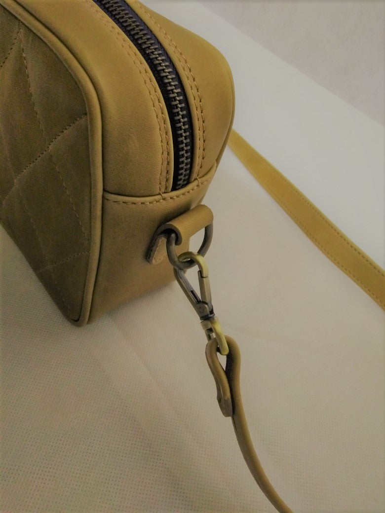 The OMG leather shoulder bag