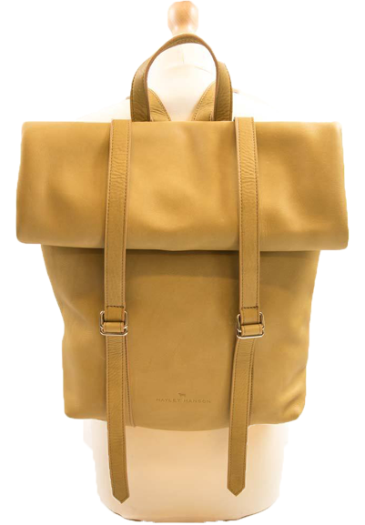 SOLD OUT Leather James backpack
