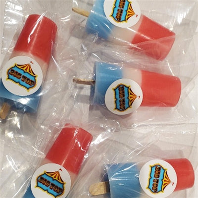 Big Top - Wax - Bomb Pop (Red, White, Blue)