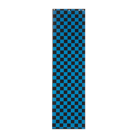 Non-Branded - Griptape - Single Sheet (Black/Blue Checkers)