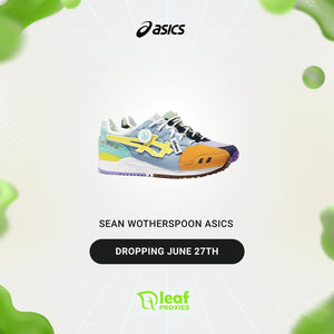 Wotherspoon Asics & Saturday Drops