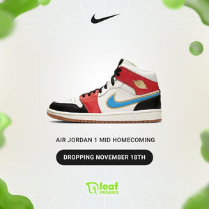 "CPFM Dunks & Jordan 1 Mid ""Homecoming"""