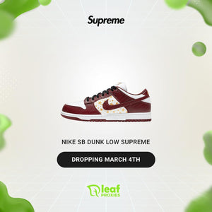 "Supreme SS21 Week 2 & Nike Dunk Low SP ""City Market"""
