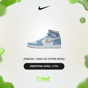 Jordan 1 High OG Hyper Royal
