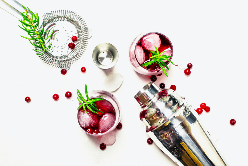 CuffedUp Cocktail: What We're Sipping this Holiday
